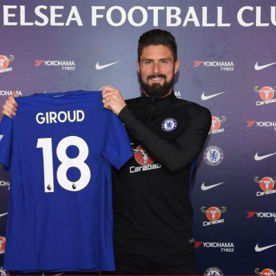 Premier League: Ανακοίνωσε την απόκτηση του Ζιρού η Τσέλσι