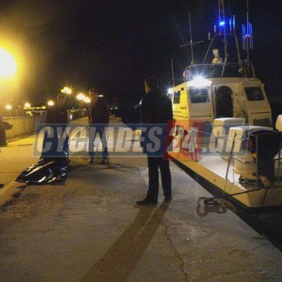 Νεκρός ο επιβάτης που έπεσε από το Blue Star Naxos
