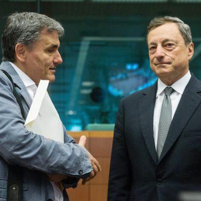 Eurogroup: Δεν ενέκριναν τη δόση – «Έκρηξη» Τσακαλώτου κατά Ντράγκι