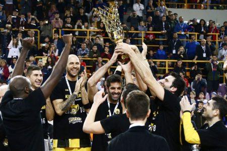 Κύπελλο Ελλάδος Μπάσκετ 2018: Βασίλισσα ξανά η ΑΕΚ!