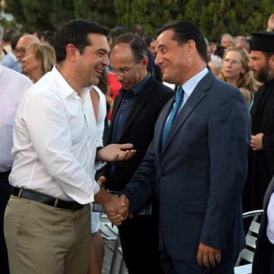 Γεωργιάδης: Διεφθαρμένος μέχρι το μεδούλι ο Τσίπρας – Τα παίρνει!