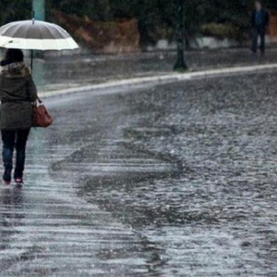 Καιρός: Με βροχές και καταιγίδες η Παρασκευή – Δείτε σε ποιες περιοχές