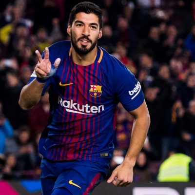 Copa del Rey: Προβάδισμα με Σουάρες για την Μπαρτσελόνα