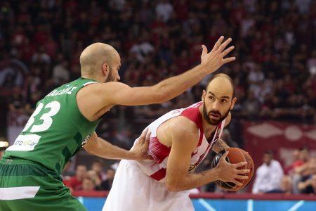 EuroLeague: Το πρόγραμμα Ολυμπιακού και Παναθηναϊκού