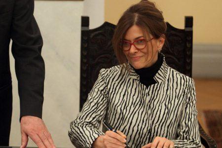 Ράνια Αντωνοπούλου: Η συγγνώμη της και το SMS στον Τσίπρα