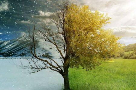 Ο καιρός τρελάθηκε! Χιόνια στη μισή χώρα, καλοκαίρι στην υπόλοιπη (pics+vid)