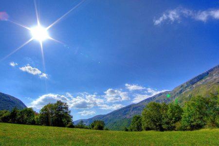 Καιρός Σαββατοκύριακου: Το… καλοκαίρι είναι εδώ – Ανεβαίνει η θερμοκρασία!