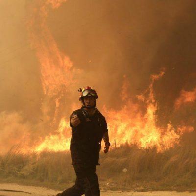 Πυρκαγιές ΤΩΡΑ: Δείτε LIVE όλες τις φωτιές που βρίσκονται σε εξέλιξη
