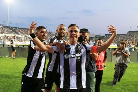 Σπαρτάκ – ΠΑΟΚ LIVE: 3ος προκριματικός UEFA Champions League
