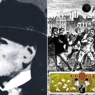 Ebenezer Cobb Morley: Ποιος ήταν και γιατί τον τιμά σήμερα η Google