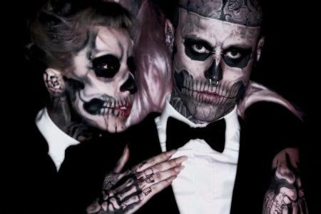 Zombie Boy: Νεκρός ο 32χρονος – Ποιος ήταν ο Rick Genest