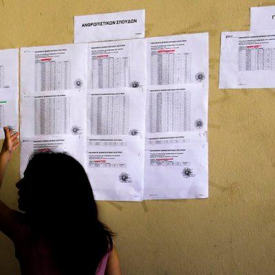 Υπουργείο Παιδείας: Δείτε ΕΔΩ τις Βάσεις 2018