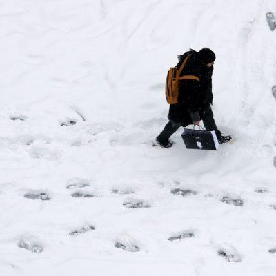 Έκτακτο δελτίο ΕΜΥ: Τα χιόνια επιστρέφουν τις επόμενες ώρες – Δείτε σε ποιες περιοχές