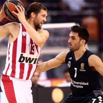 Ρεάλ Μαδρίτης – Ολυμπιακός LIVE STREAMING από το Novasports 2 HD