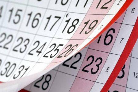Αργίες 2019: Πότε «πέφτουν» Καθαρά Δευτέρα 2019, Πάσχα 2019 και Αγίου Πνεύματος 2019