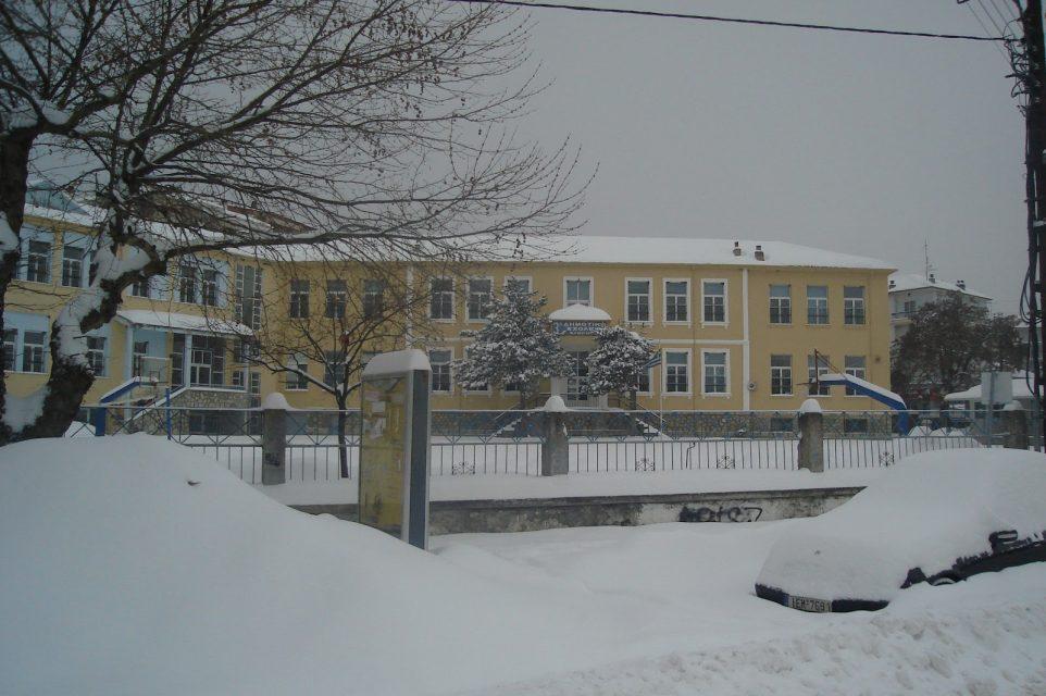 Κλειστά σχολεία ΑΥΡΙΟ 8/1/2019