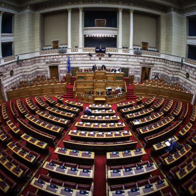 Ψήφος εμπιστοσύνης: Δείτε LIVE την ψηφοφορία από τη Βουλή