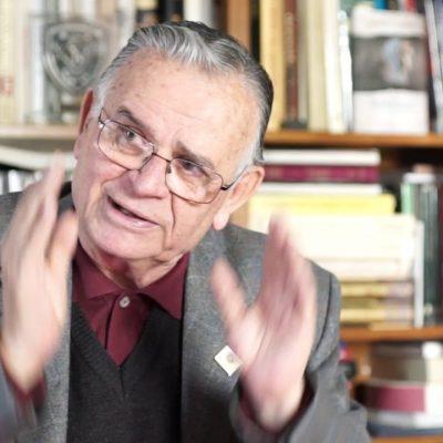 Σαράντος Καργάκος: Πέθανε ο σπουδαίος Δάσκαλος