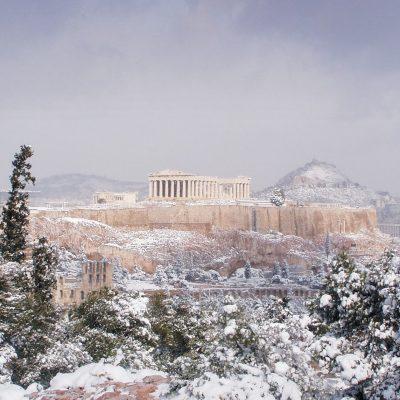 Τηλέμαχος – Καιρός Αθήνα: Πού θα χιονίσει – Τι λένε Καλλιάνος, Αρναούτογλου, Κολυδάς