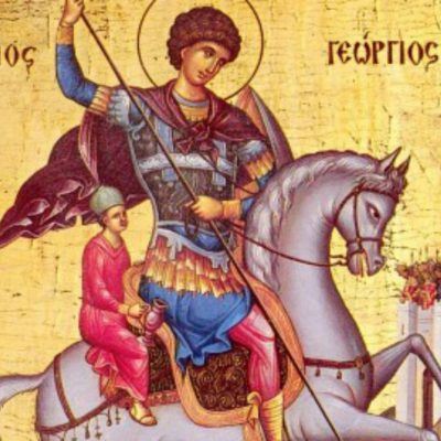 Αγίου Γεωργίου γιορτή: Ποιος ήταν – Πότε γιορτάζει