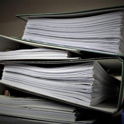 Υπεύθυνη δήλωση του ν. 1599/86 – νόμου 105: Κατεβάστε τη ΕΔΩ σε word/pdf