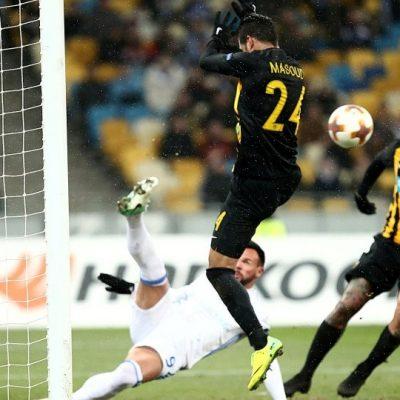 Europa League: Πικρός αποκλεισμός για την ΑΕΚ, 0-0 με τη Ντιναμό Κιέβου