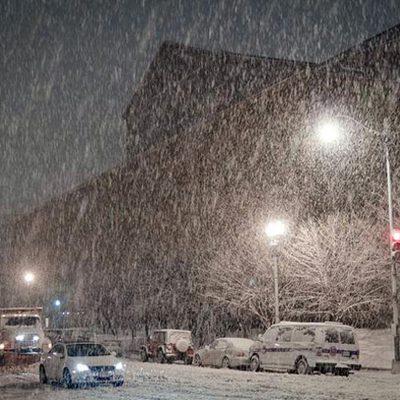 Έκτακτο δελτίο ΕΜΥ: Επιδείνωση του καιρού με χιονοπτώσεις και καταιγίδες