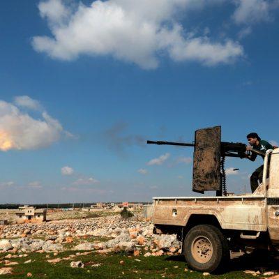 Συρία: «Έπεσε» η Αφρίν – Ερντογάν: Είναι υπό τον απόλυτο έλεγχό μας