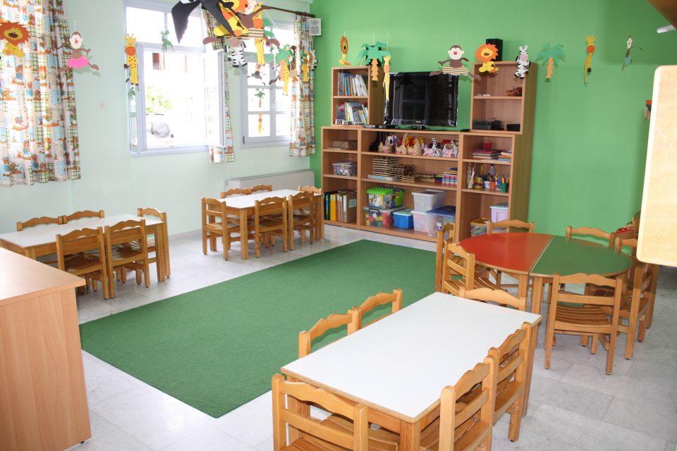 Παιδικοί σταθμοί ΕΣΠΑ 2018