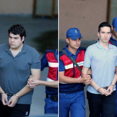 Έλληνες στρατιωτικοί: Επιστρέφουν στην Ελλάδα μετά την αποφυλάκιση