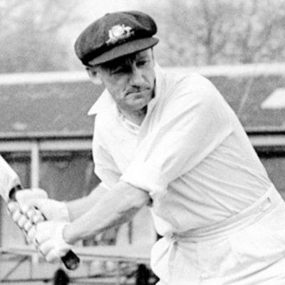 Sir Donald George Bradman: O αθλητής πίσω από τον… Ντόναλντ Ντακ!