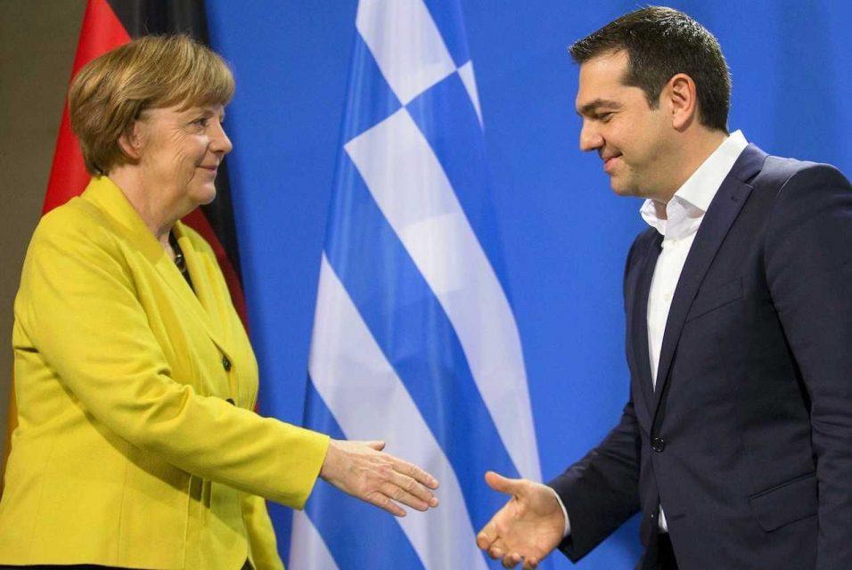 Μέρκελ στην Αθήνα