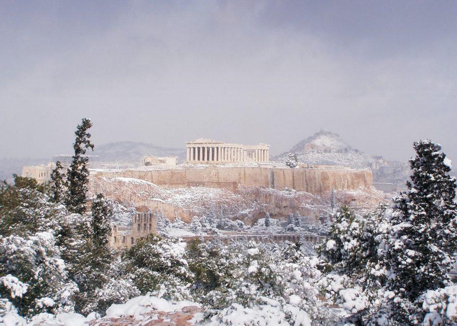 Τηλέμαχος - Καιρός Αθήνα