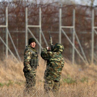 Προσλήψεις: 480 θέσεις συνοριοφυλάκων σε κέντρα κράτησης