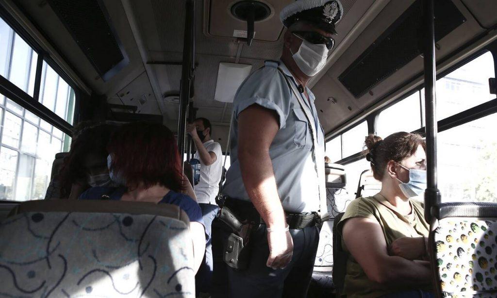 Πού είναι υποχρεωτική η χρήση μάσκας