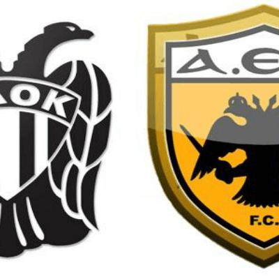 PAOK AEK Live