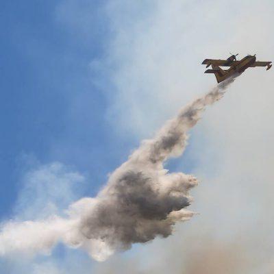 Φωτιά ΤΩΡΑ Αθήνα – Αττική LIVE: Δείτε πού έχει ξεσπάσει πυρκαγιά