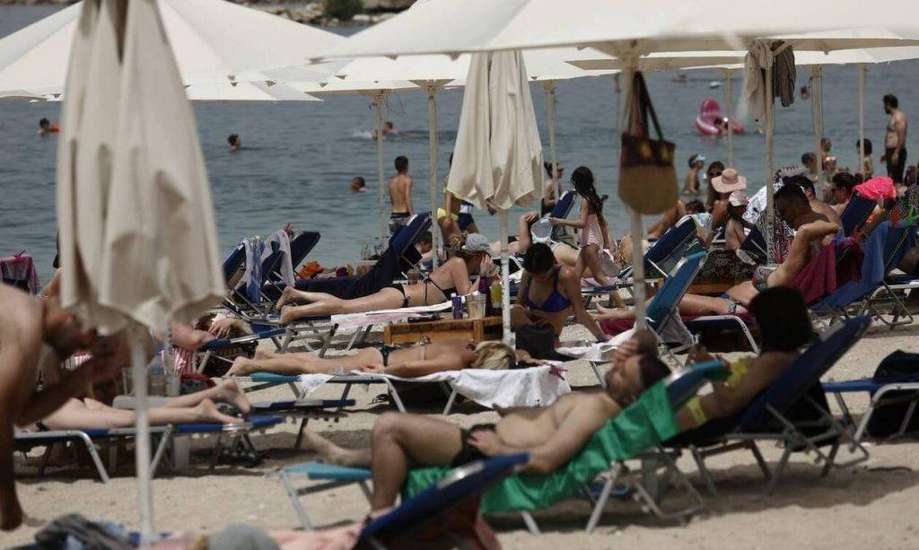 Ακατάλληλες παραλίες 2020
