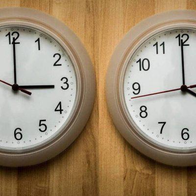 Αλλαγή ώρας – Χειμερινή ώρα 2020: Πότε αλλάζει η ώρα