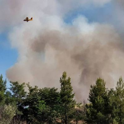 Φωτιά ΤΩΡΑ: Δείτε ΕΔΩ LIVE πού έχει ξεσπάσει πυρκαγιά