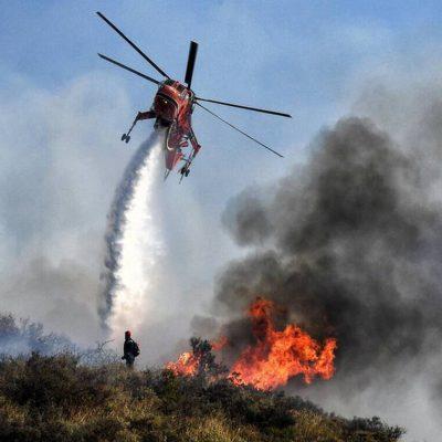 Φωτιά ΤΩΡΑ Αττική: Δείτε ΕΔΩ LIVE πού έχει ξεσπάσει πυρκαγιά