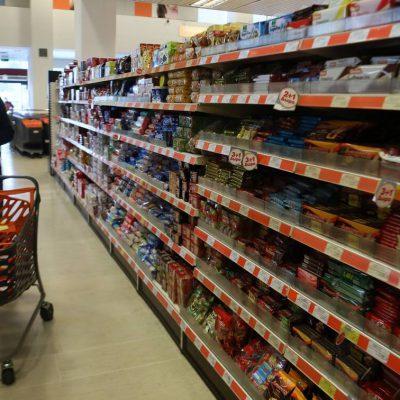Σούπερ μάρκετ: Ποια προϊόντα δεν πωλούνται στα ράφια
