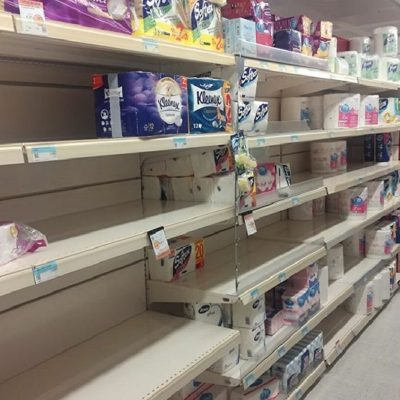 Super market: Αδειάζουν τα ράφια – Ποια είδη πρώτης ανάγκης εξαφανίζονται