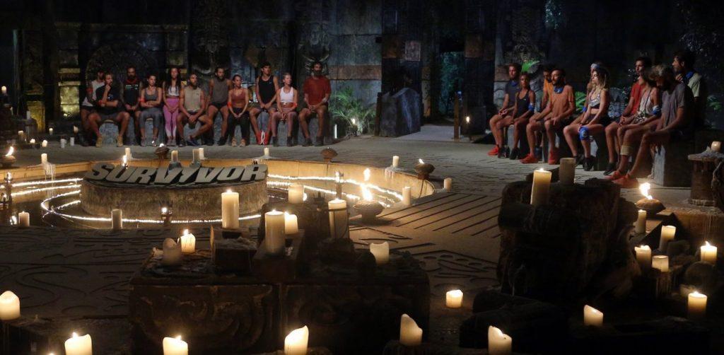 Survivor MEGA spoiler ασυλία σήμερα (22.3)