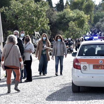 «Κλείδωσε»: Ελεύθερα οι βόλτες σε όλο το νομό – Τέλος η απαγόρευση μετακίνησης