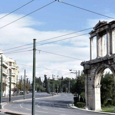 Γενικό lockdown σε όλη την Ελλάδα με πλήρη απαγόρευση κυκλοφορίας