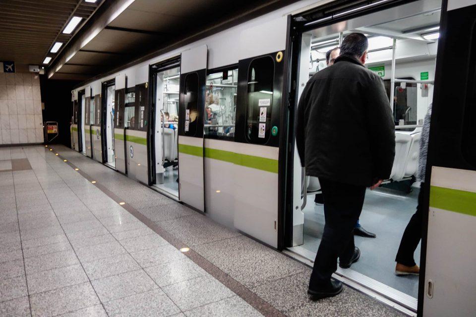 Μετρό Αθήνας