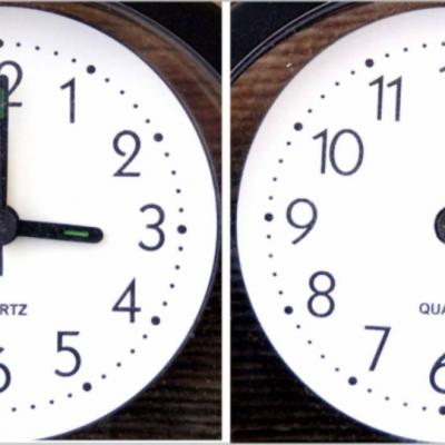 Αλλάζει η ώρα απόψε – Θερινή ώρα 2021 σε εφαρμογή από την Κυριακή