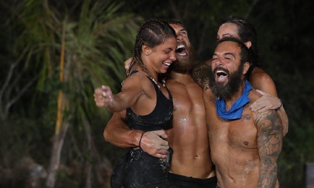 Survivor MEGA spoiler - διαρροή 17/5/2021