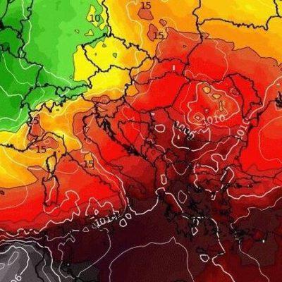 Καιρός: Σπάνιο και επικίνδυνο φαινόμενο στην Ελλάδα – Προσοχή τις επόμενες μέρες